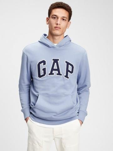 GAP Sweatshirt lichtblauw