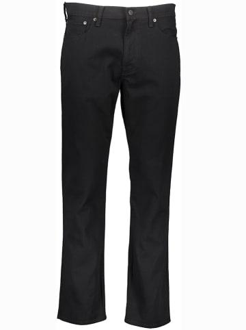 GAP Spijkerbroek - straight fit - zwart