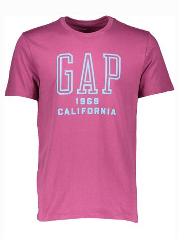 GAP Koszulka w kolorze fuksji