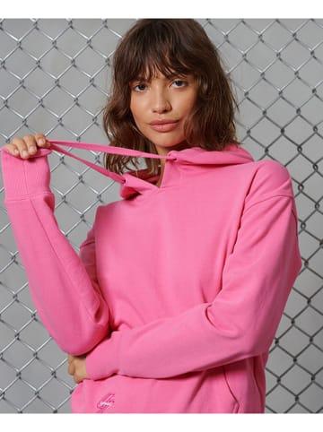"""Superdry Sweatshirt """"Sportstyle"""" roze"""