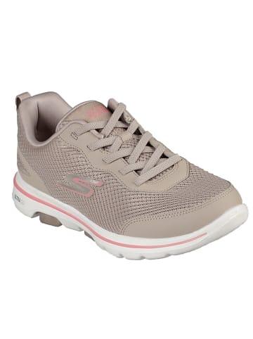 Skechers Sneakersy w kolorze beżowym