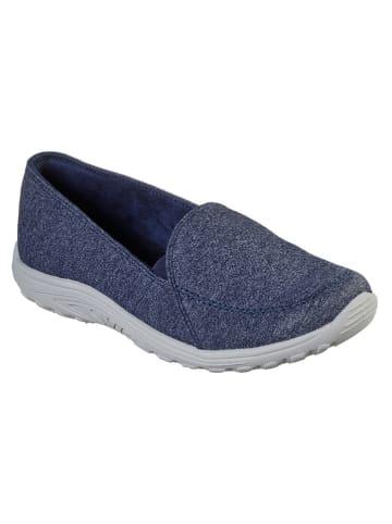 Skechers Slippersy w kolorze niebieskim