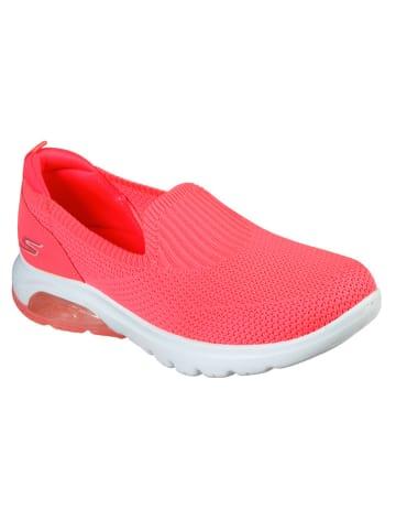 Skechers Buty sportowe w kolorze czerwonym