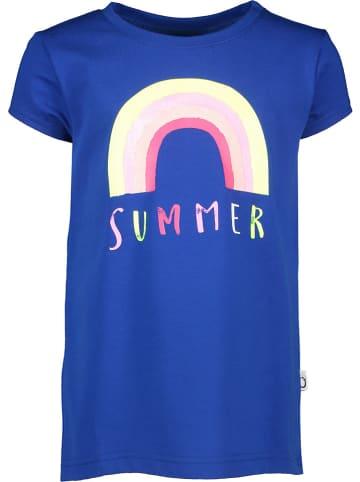 Lamino Koszulka w kolorze niebieskim