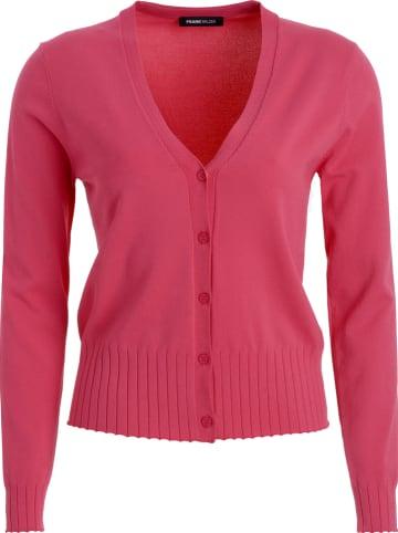 Frank Walder Vest roze