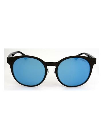"""Zadig&Voltaire Okulary przeciwsłoneczne """"SZV040G"""" w kolorze czarnym"""