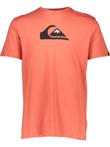 Quicksilver Koszulka w kolorze koralowym