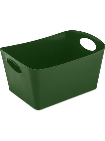 """Koziol Opbergbox """"Boxxx M"""" donkergroen  - 3,5 l"""