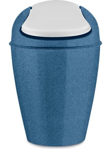 Koziol Kosz w kolorze niebieskim na śmieci  - 5 l