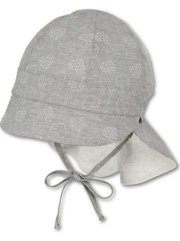 Sterntaler Mütze in Grau