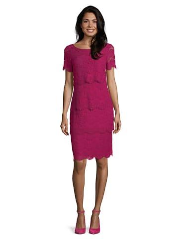 Vera Mont Sukienka w kolorze różowym