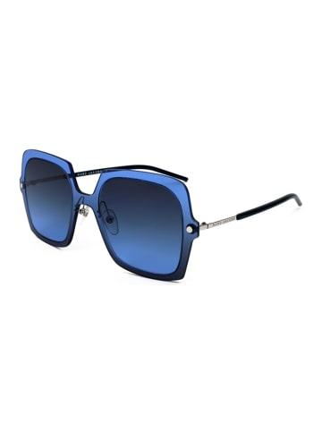 """Marc Jacobs Okulary przeciwsłoneczne """"MARC 27/S"""" w kolorze niebiesko-szarym"""