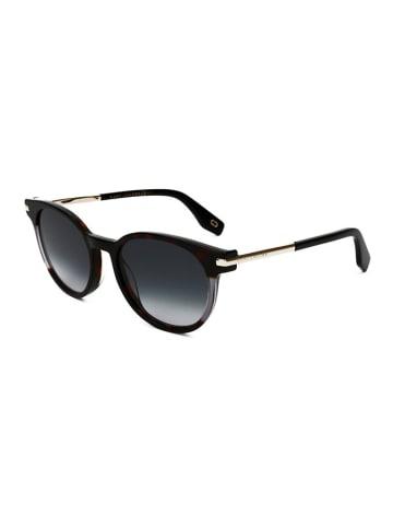 """Marc Jacobs Okulary przeciwsłoneczne """"MARC 294/S"""" w kolorze brązowym"""