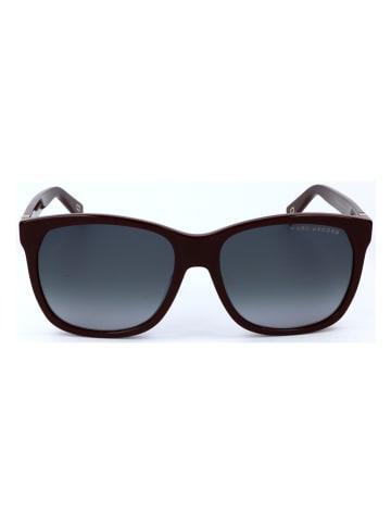 Marc Jacobs Damen-Sonnenbrille in Bordeaux/ Dunkelblau