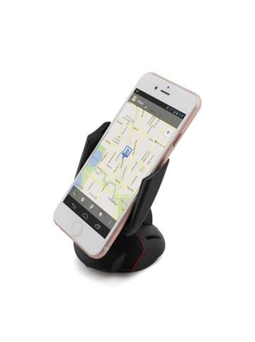 Unotec Uchwyt samochodowy w kolorze czarnym na smartfon