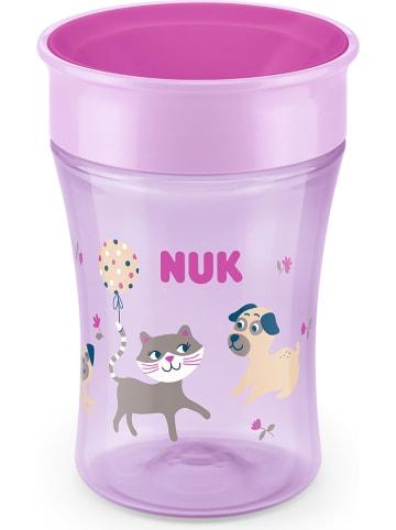 "NUK Drinkleerbeker ""Magic Cup"" lichtroze - 230 ml"