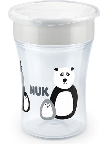 """NUK Drinkleerbeker """"Magic Cup"""" lichtgrijs - 230 ml"""