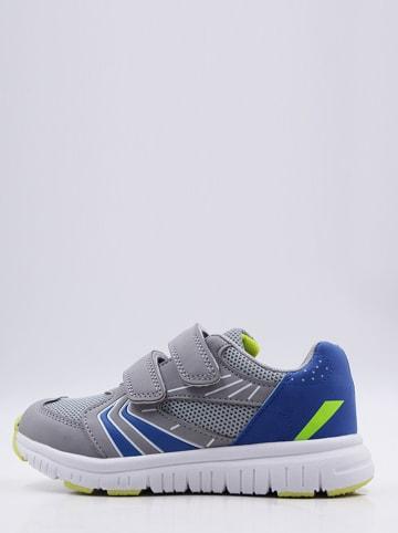 Lamino Sneakersy w kolorze szarym