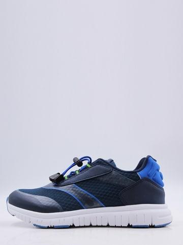 Lamino Sneakersy w kolorze granatowym