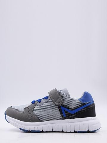 Lamino Sneakers grijs/blauw