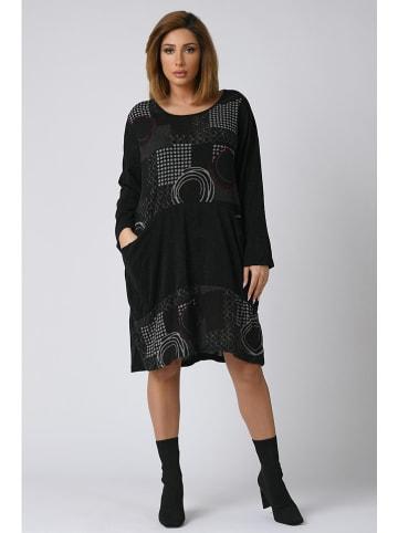 """Plus Size Company Kleid """"Ava"""" in Schwarz"""