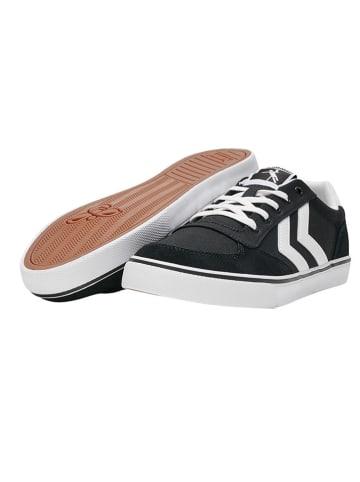 """Hummel Sneakersy """"Stadil Low 3.0"""" w kolorze czarnym"""