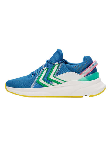 "Hummel Sneakersy ""Reach LX 300"" w kolorze niebieskim"