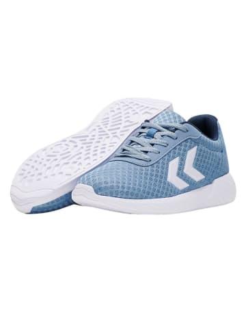 """Hummel Sneakers """"Legend Breather"""" in Blau"""