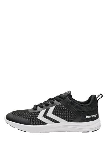 """Hummel Sneakers """"Kiel"""" in Schwarz"""