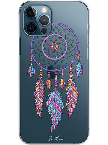 SmartCase Case voor iPhone 12 Pro Max transparant/meerkleurig