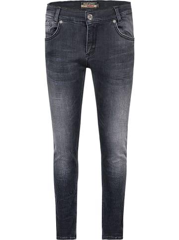 Blue Effect Spijkerbroek - skinny fit - zwart
