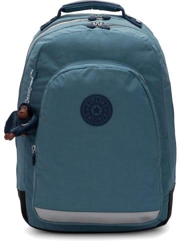 """Kipling Rucksack """"Classroom"""" in Petrol - (B)28,5 x (H)39 x (T)14 cm"""