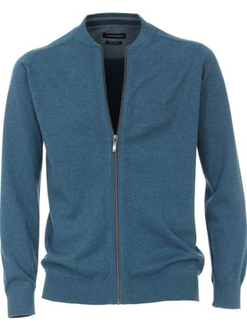 CASAMODA Vest blauw