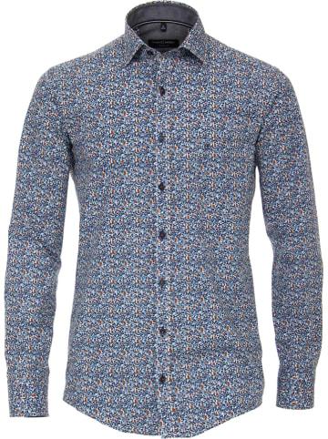 CASAMODA Koszula - Comfort fit - w kolorze niebieskim