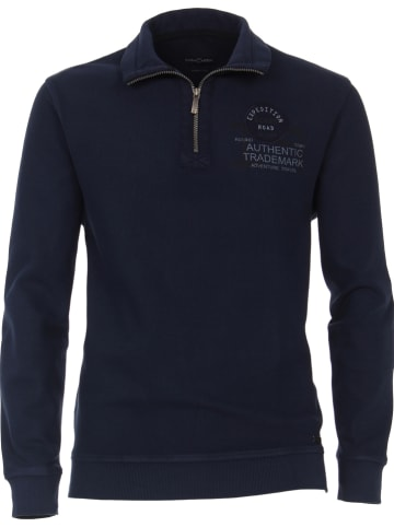 CASAMODA Sweatshirt in Dunkelblau