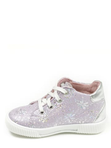Richter Shoes Loopleerschoenen lila