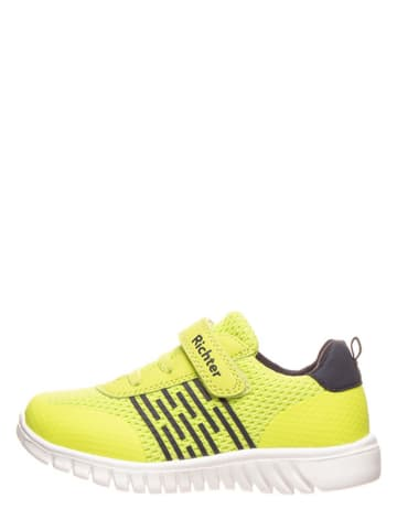 Richter Shoes Sneakers groen/donkerblauw