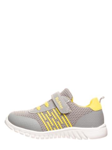 Richter Shoes Sneakers grijs/geel