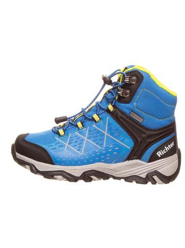 Richter Shoes Wandelschoenen blauw