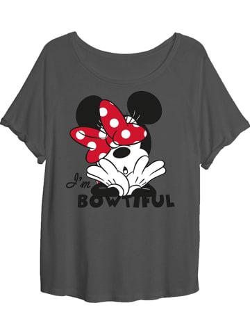 """United Labels Koszulka """"Minnie Mouse"""" w kolorze antracytowym"""