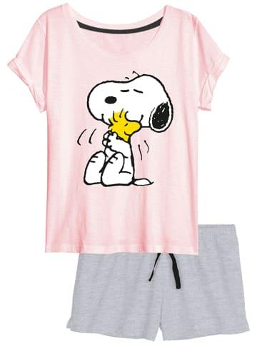 "United Labels Pyjama ""Peanuts"" lichtroze"