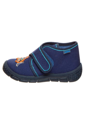 Lamino Pantoffels donkerblauw