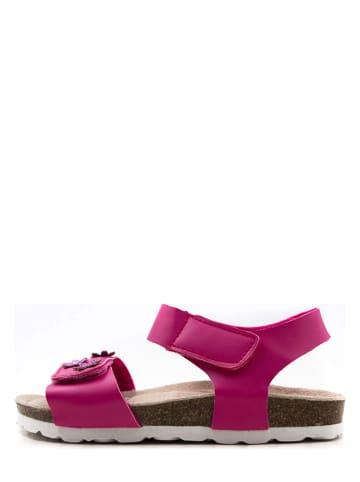 Lamino Sandalen in Pink