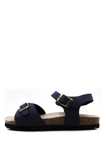 Lamino Sandalen donkerblauw