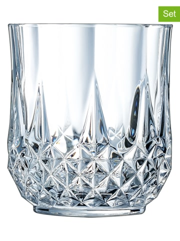 "ECLAT 6er-Set: Gläser ""Longchamp"" - 320 ml"