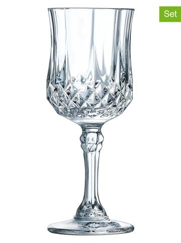 """ECLAT 6er-Set: Likörgläser """"Longchamp"""" - 60 ml"""