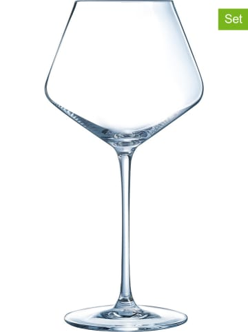 """ECLAT 6er-Set: Weißweingläser """"Ultime"""" - 520 ml"""