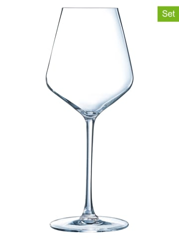 """ECLAT 6er-Set: Weißweingläser """"Ultime"""" - 280 ml"""