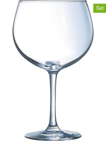 """Luminarc Kieliszki koktajlowe (4 szt.) """"Tasting time"""" - 700 ml"""