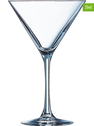 """Luminarc Szklanki koktajlowe (4 szt.) """"Tasting time"""" - 300 ml"""